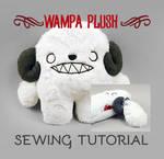 Sewing Tutorial - The Wampa Plush