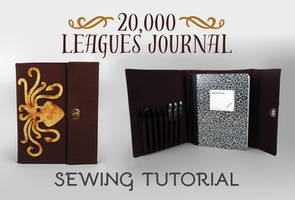 Sewing Tutorial - The 20,000 Leagues Journal