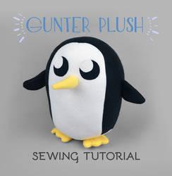 Sewing Tutorial - Gunter Plush