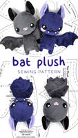 Bat Plush Pattern