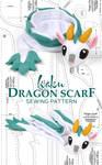 Haku Dragon Scarf Sewing Pattern