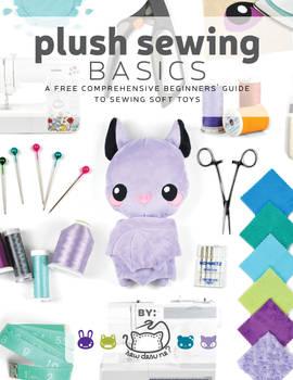 Plush Sewing Basics eBook