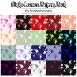 Ginko Leaves Pattern Pack