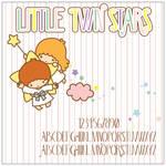 Little Twin Stars Font