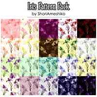Iris Pattern Pack by SewDesuNe