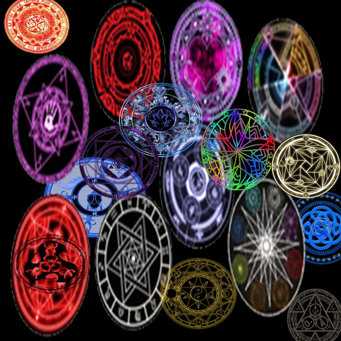 MMD Magic Circles Pack V.3 By Keemrap On DeviantArt