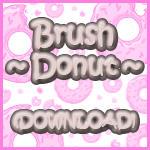 PS Brush: Donut