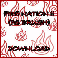 PS Brush: Fire Nation II by Terrami