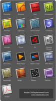 Adobe CS4 Replacement Icons