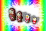 MMD Russian dolls DOWNLOAD