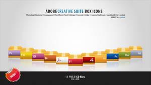 Adobe Box Icons
