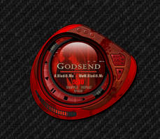 Winamp Skin  Godsend  Notes by BelkacemRezgui