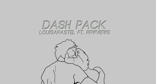 Dash Pack By Louisapastel And Prwviews