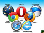 The Browser Wars - Dock Icons