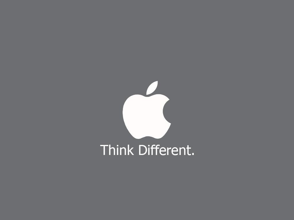 apple - think different. wallpapersdakirby309 on deviantart