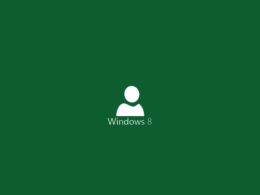 Windows 8 User Wallpaper TEXT + NO TEXT by dAKirby309
