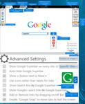 Google Concept - Google Superbar