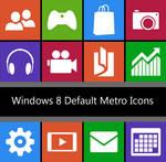 Windows 8 - DEFAULT TILES - 512px