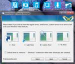 FxVisor - Change/Remove Windows Shortcut Arrow