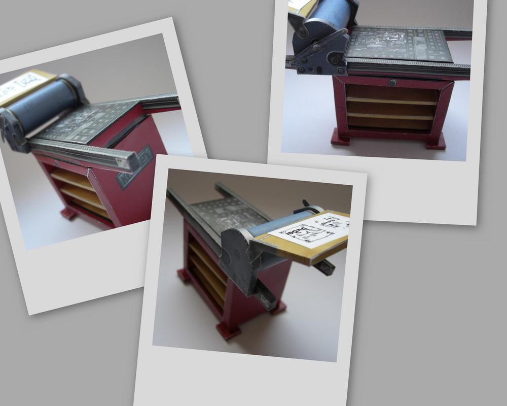 Korrex - Papercraft by Aeon2