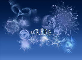 Fractal - PS Brushes