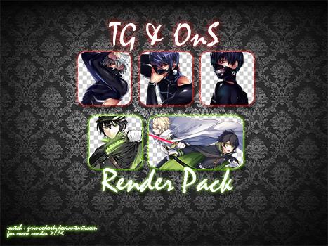 Render Pack by princedork