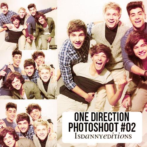 One Direction Photoshoot #02 by JeffvinyTwilight