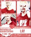 Lay (EXO) - PHOTOPACK#02