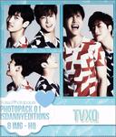 TVXQ - PHOTOPACK#01
