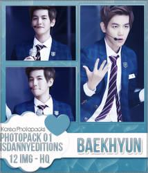 Baekhyun (EXO) - PHOTOPACK#01 by JeffvinyTwilight