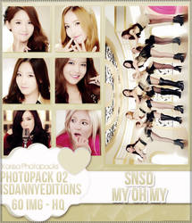 SNSD(Girls Generation) - PHOTOPACK#02 (SCREENCAPS) by JeffvinyTwilight