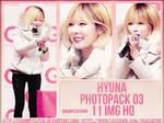 Hyuna (4MINUTE) - PHOTOPACK#03
