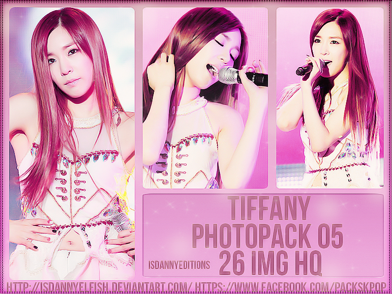Tiffany (SNSD) - PHOTOPACK#05 by JeffvinyTwilight