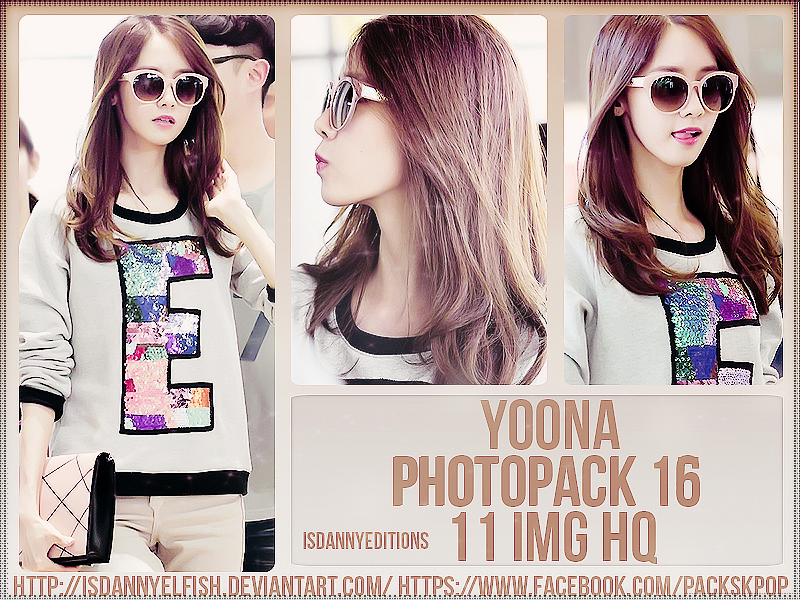 Yoona (SNSD) - PHOTOPACK#16 by JeffvinyTwilight