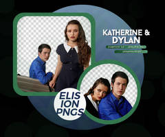 PACK PNG 129 // KATHERINE LANGFORD/DYLAN MINNETTE by ELISION-PNGS