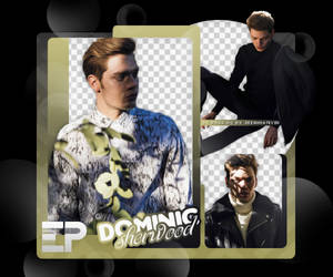 PACK PNG 172 // DOMINIC SHERWOOD by ELISION-PNGS