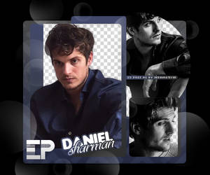 PACK PNG 188 // DANIEL SHARMAN by ELISION-PNGS