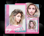 PACK PNG 275 // EMILY RUDD