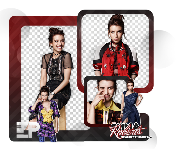 Pack Png 343 Emma Roberts By Elision Pngs On Deviantart