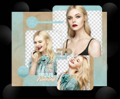 PACK PNG 422 // ELLE FANNING by ELISION-PNGS