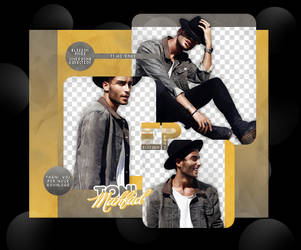 PACK PNG 457 // TONI MAHFUD by ELISION-PNGS