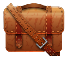 Shoulder Bag Icon by outflank