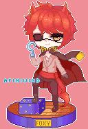 Chibi foxy Page doll v2