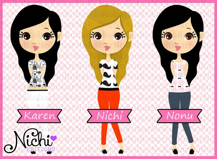 Dolls Mejores Amigas3 By Nichhi On Deviantart