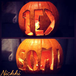Happy Halloween :3 by Nichhi