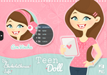Teen Doll - GRATIS