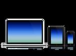 'Light as Air' Wallpaper for iPhone, iPad, + Mac