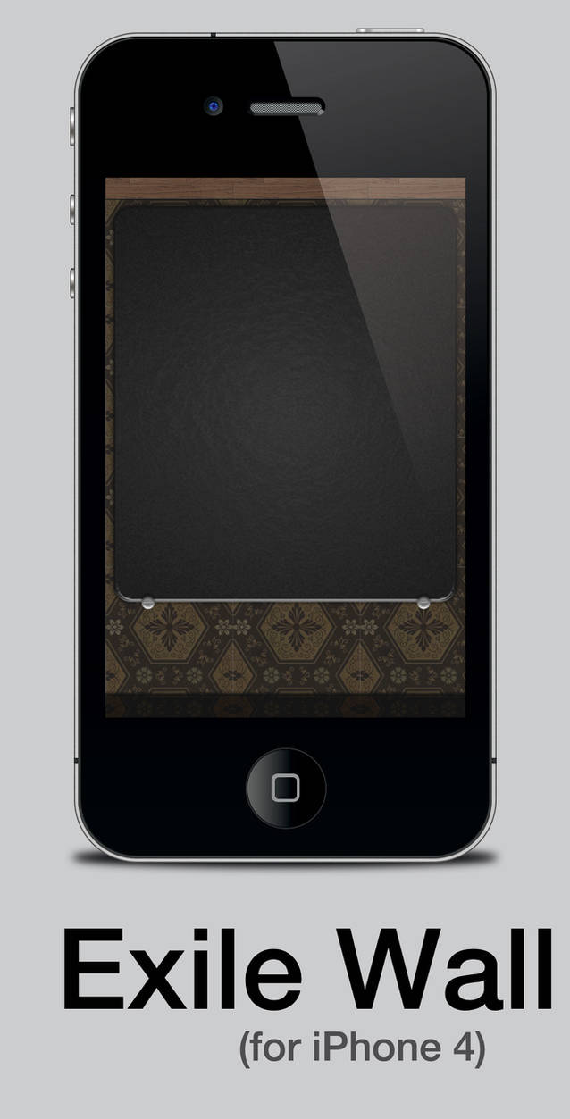 Exile Wallpaper for iPhone 4