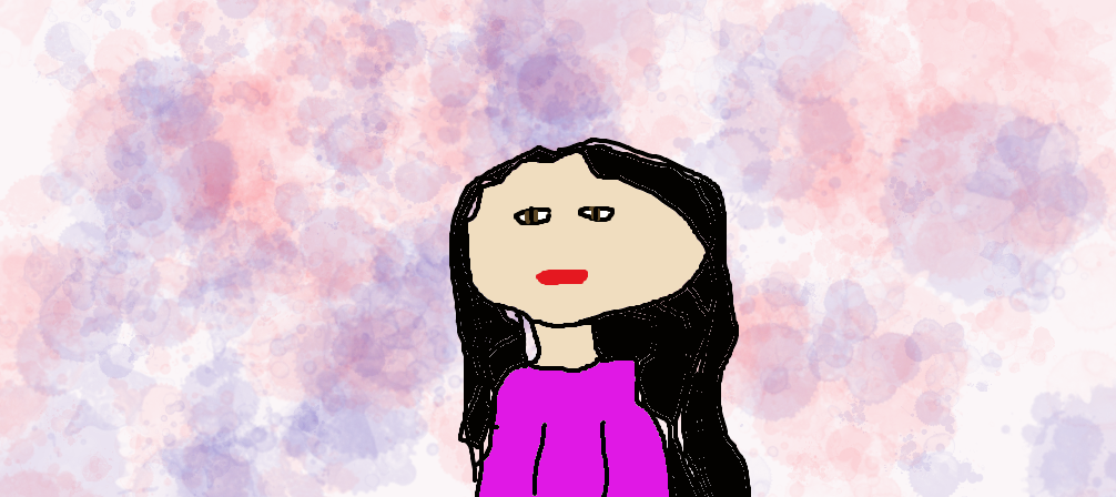 just a random girl by imsooocool