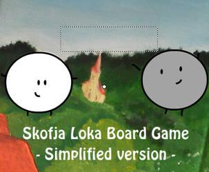 Skofja Loka game by chihoriko